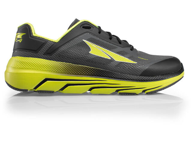 Altra Duo Chaussures de running Homme, gray/lime